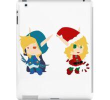 Elven Twins iPad Case/Skin