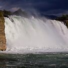 Maruia Falls - South Island - New Zealand by Paul Davis