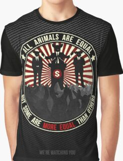 All Animals Are Equal Graphic T-Shirt
