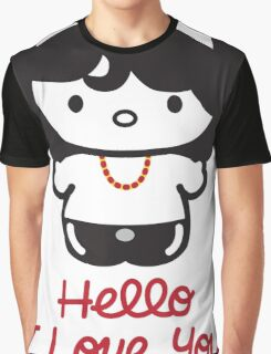 Hello, I Love You Graphic T-Shirt