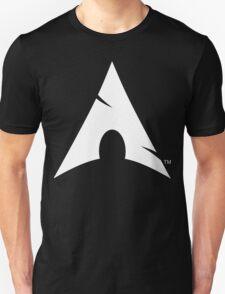 Big-A Arch Linux White T-Shirt