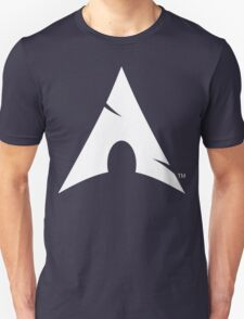 Big-A Arch Linux White T-Shirt