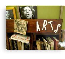 ARTS Metal Print