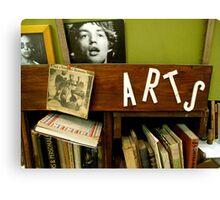 ARTS Canvas Print