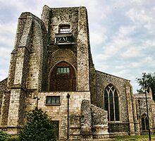 St Nicholas Church, North Walsham by Dave Godden