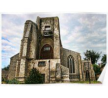 St Nicholas Church, North Walsham Poster