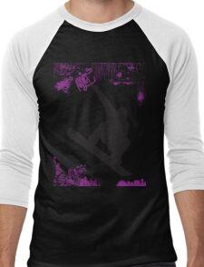 xtream sports Men's Baseball ¾ T-Shirt