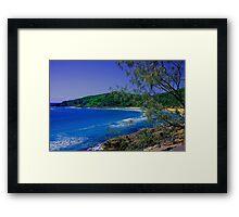 Noosa,Qld,Australia Framed Print