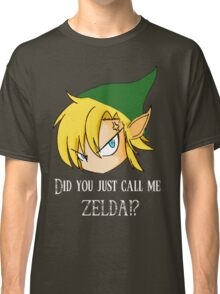 The Legend of Zelda The big mistake Classic T-Shirt