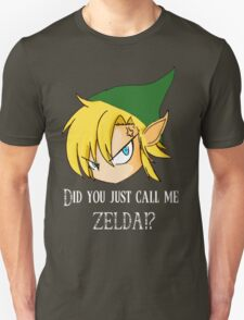 The Legend of Zelda The big mistake T-Shirt