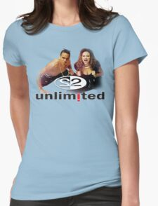 2 Unlimited Womens Fitted T-Shirt