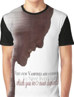 The Master - Buffy Graphic T-Shirt