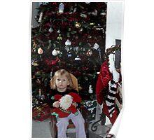 Xandria Waiting for Christmas Poster