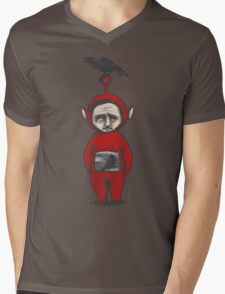 Po was always the weird one.. Mens V-Neck T-Shirt