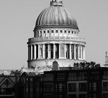 St Pauls - London by Nick Milton