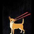 Laser Dog by Genoslaw