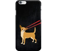 Laser Dog iPhone Case/Skin