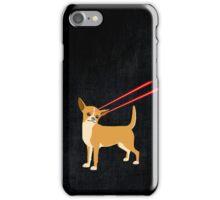 Laser Dog iPhone Case/Skin