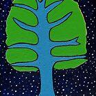 Night Tree by carol selchert