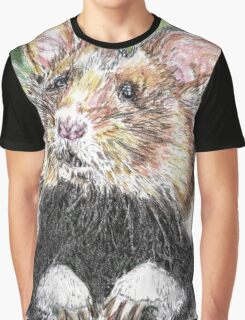 Did Someone Say Nuts Graphic T-Shirt