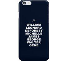 Trekkie iPhone Case/Skin