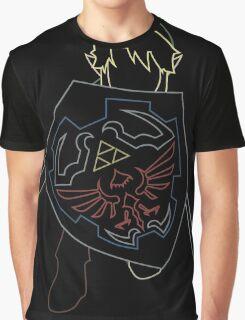 Simplistic Link Graphic T-Shirt