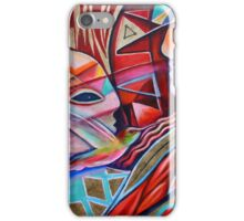 The ancient astronauts iPhone Case/Skin