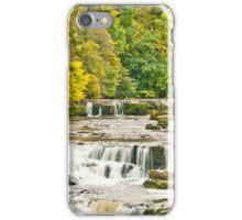 Upper Aysgarth Falls iPhone Case/Skin