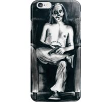 The Clown Who Wasn't Funny iPhone Case/Skin