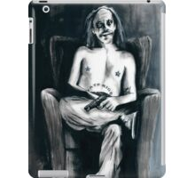 The Clown Who Wasn't Funny iPad Case/Skin
