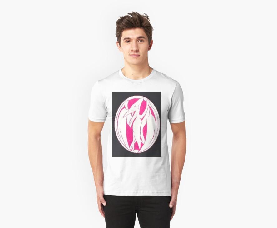 Pink Ranger Emblem by Pearson111