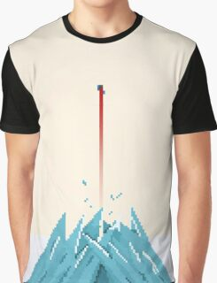 Fortress of Solitude Breakout Graphic T-Shirt