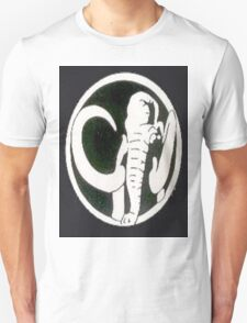 Black Ranger Emblem Unisex T-Shirt