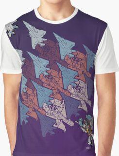 Transformation Tessellation Graphic T-Shirt