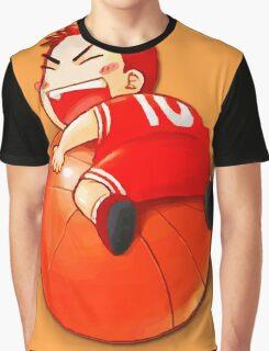 Slam Dunk Baby Graphic T-Shirt