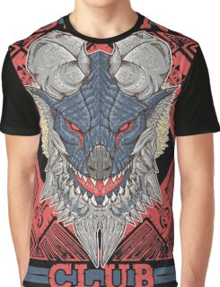 Hunting Club: Stygian Zinogre Graphic T-Shirt