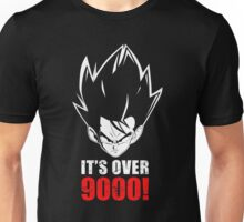 Its over 9000! Unisex T-Shirt