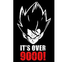 Its over 9000! Photographic Print