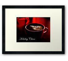 Holiday Cheer Framed Print