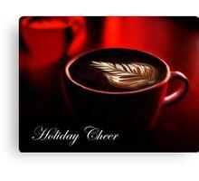 Holiday Cheer Canvas Print
