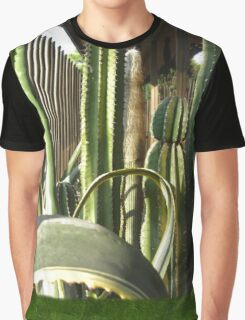 Cactus Garden Blank P1F0 Graphic T-Shirt