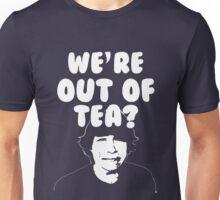 Tea Shortage Unisex T-Shirt