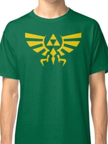 Crest Of Hyrule Classic T-Shirt