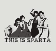 THIS IS SPARTAn high school T-Shirt