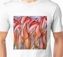 Dance of the crazy Tulips  Unisex T-Shirt