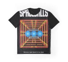 Spaceballs: Ludicrous Speed Graphic T-Shirt