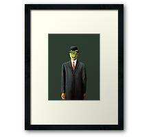 Rene Magritte Framed Print