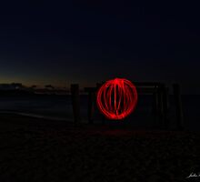Orb by Julia Harwood