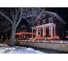A Touch of Snow Photographic Print