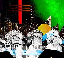 The Suburbs by Mary Ann Reilly